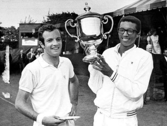 ​September 9, 1968: Arthur Ashe Becomes The 1st Black Man To Win The U.S. Open