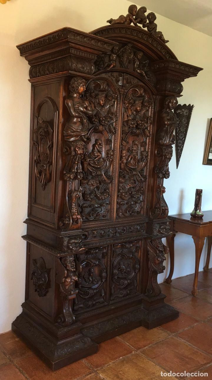 Pin On Carved Furniture