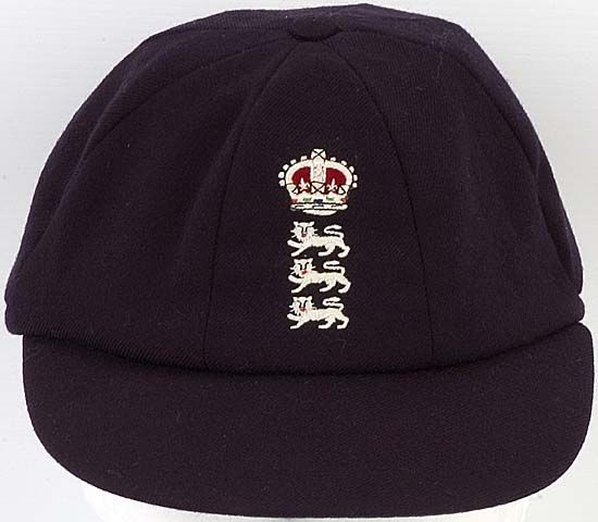 England Cricket Cap 1990s Different Shaped Crown And Lions England Cricket Cap Cricket Baseball Hats