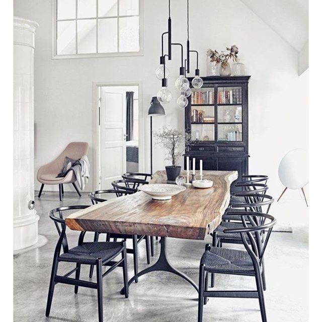 Dining room #mininalist #natural #diningroom