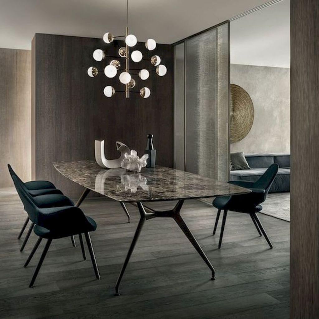 23++ Elegant modern dining table Tips