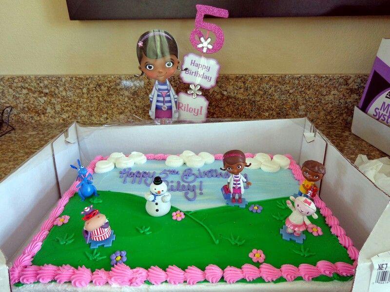 Doc Mcstuffins Cakes At Kroger