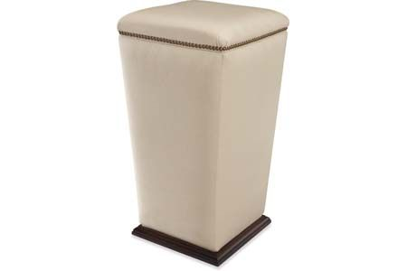 Lee Industries Bongo Bar Stool   Contemporary   Ottomans And Cubes   Lee  Industries