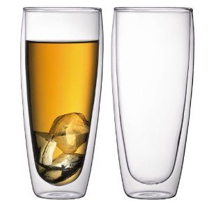 Bodum Pavina 21 Oz Double Wall Glasses 40 Didn T Know They Made These In This Size Big Bodum Glass Bodum Glass Coffee Cups