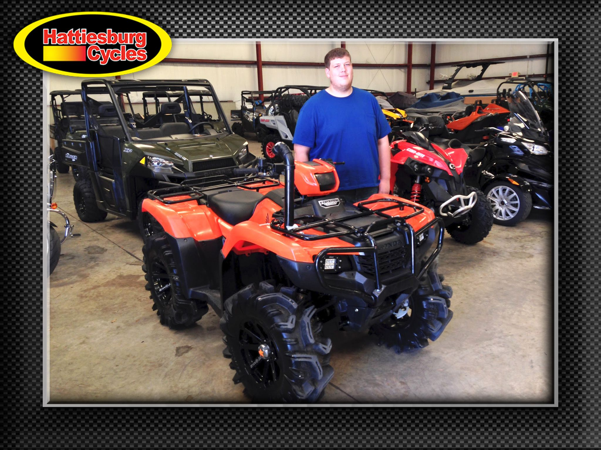 Honda Of Hattiesburg >> Thanks To James Smith From Hattiesburg Ms For Getting A 2016