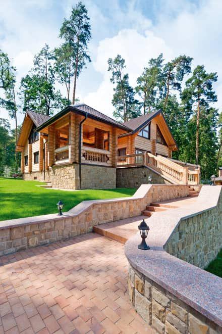 Häuser, Hausbau, Architektur und Bilder   Holzhäuschen, Moderne ...