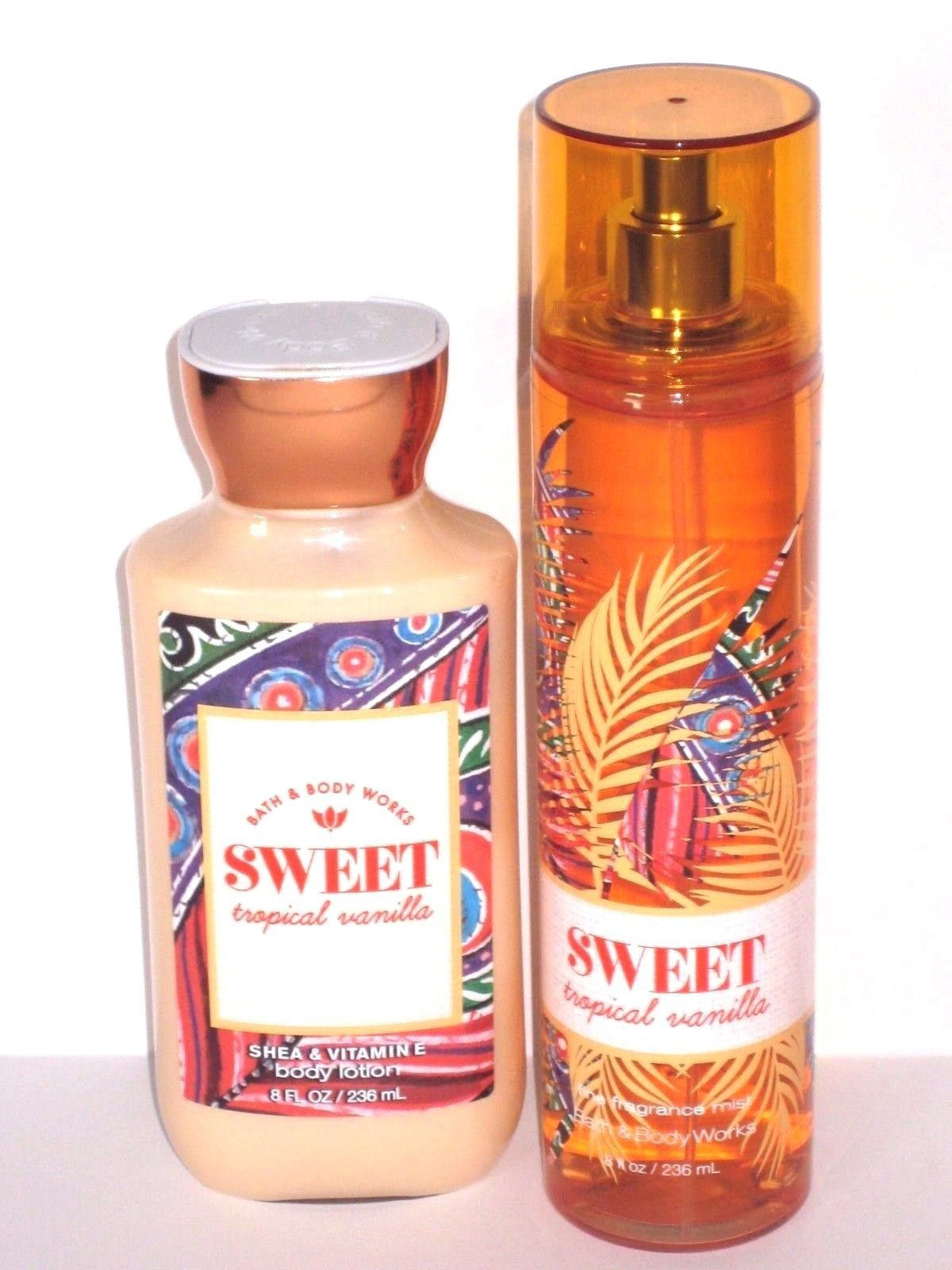 Bath Body Works Sweet Tropical Vanilla With Images Bath