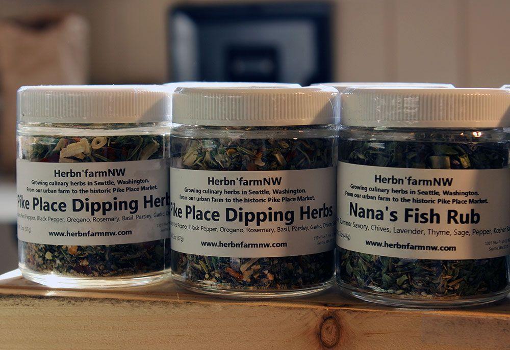 From Seattlegrown herbs, Herbn'Farm NW creates a variety