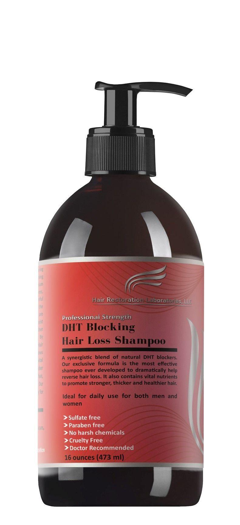 Hair restoration laboratories professional strength dht