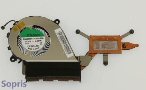 Eg50050s1 C620 S9a Lenovo Yoga 3 14 Cpu Fan And Heatsink