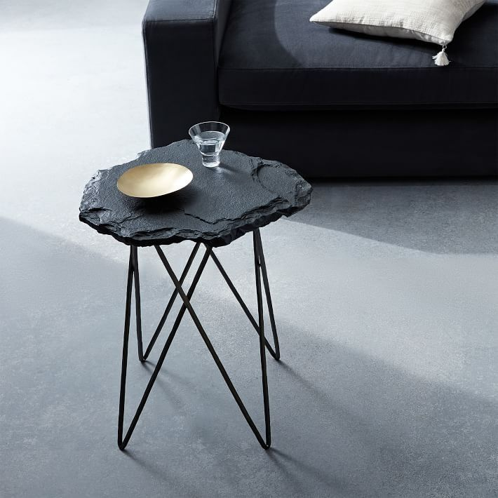 Forma Side Table Slate Coffee Table Coffee Table Side Table
