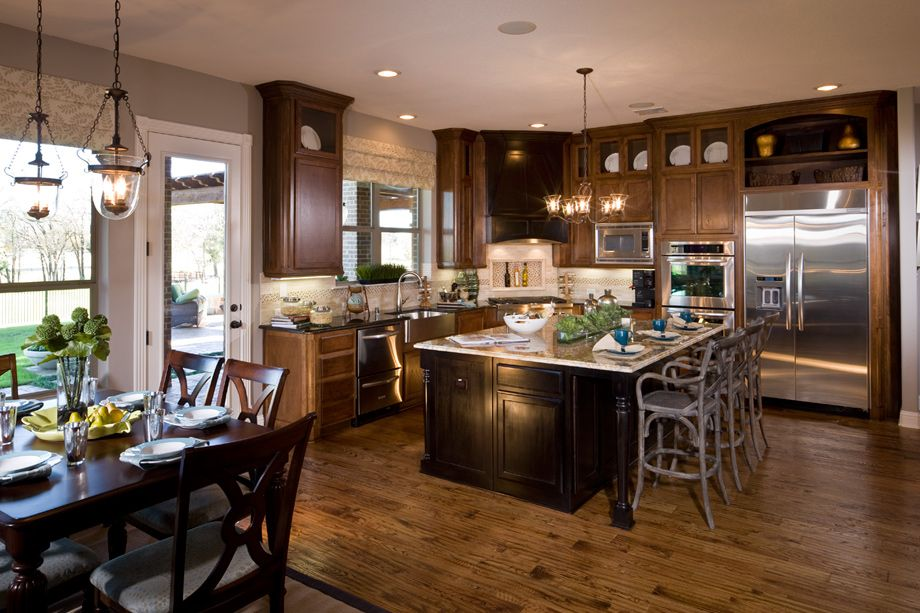 Toll Brothers  America's Luxury Home Builder  Kitchen Interesting Kitchen Design Your Own Inspiration