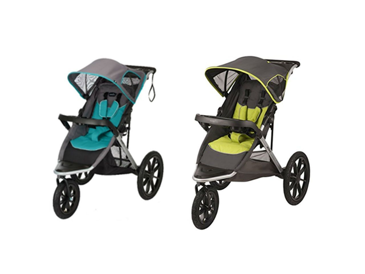 Evenflo has recalled their Victory jogging stroller after