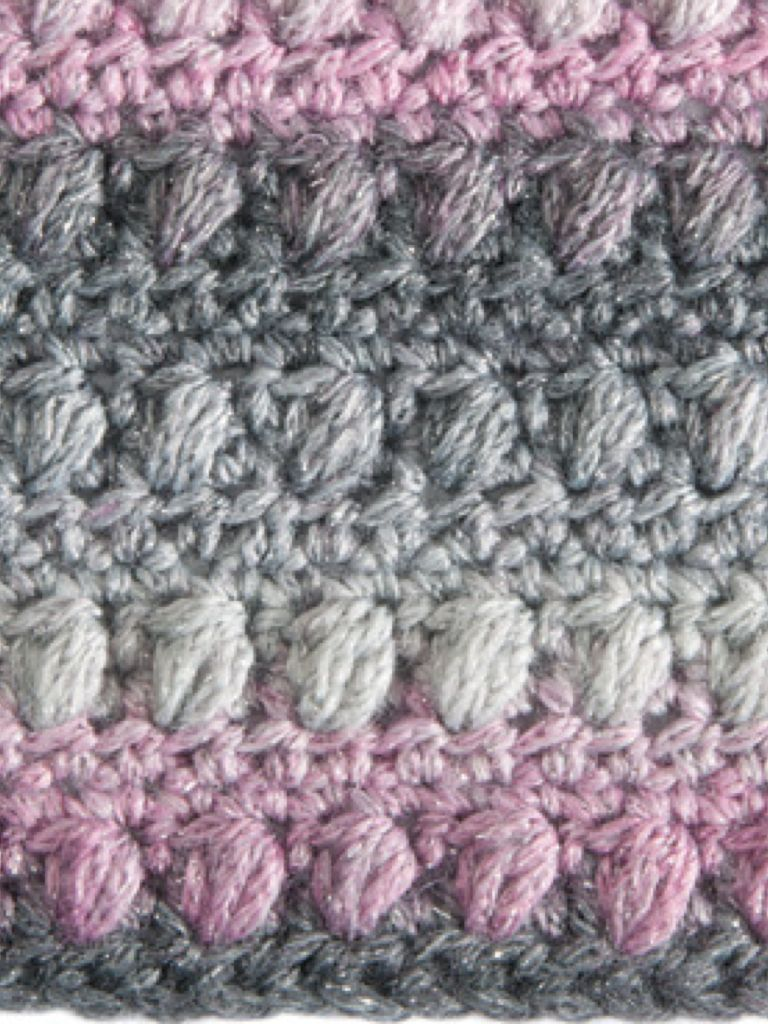Crochet Stitches With Texture : Nice texture. Knit / Crochet stitch patterns Pinterest
