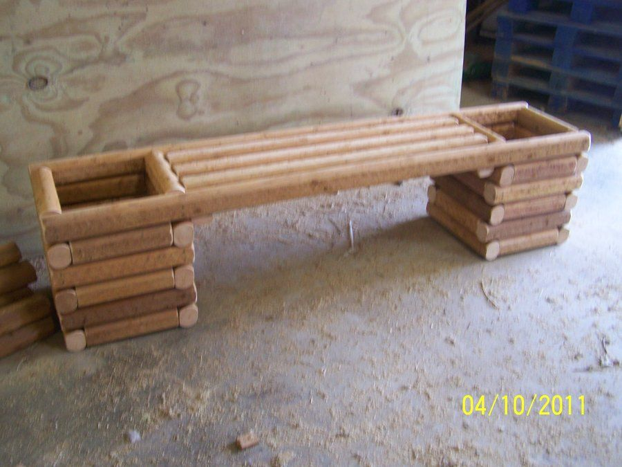 Astonishing Landscape Timber Planter Bench Plans Diy Free Download Teds Caraccident5 Cool Chair Designs And Ideas Caraccident5Info