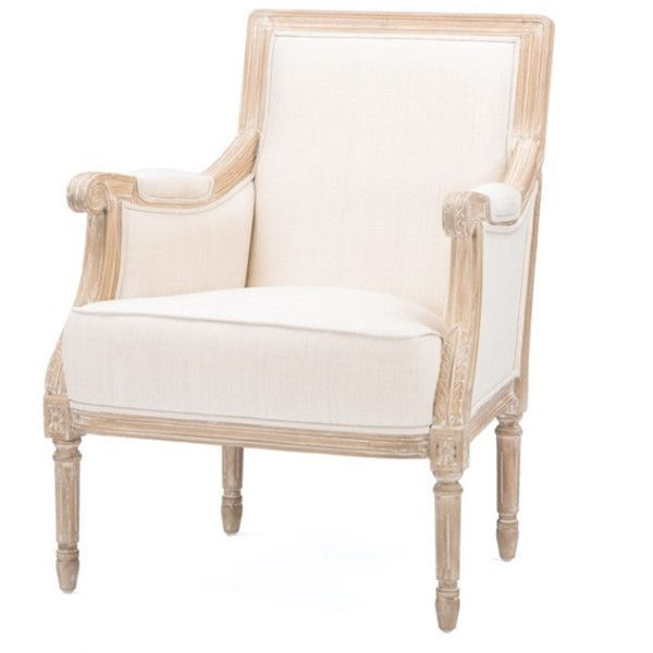 Chavanon Chair French Accent Chairs Upholstered Accent