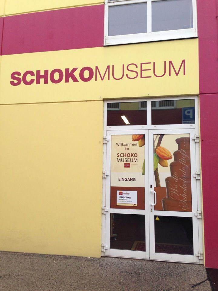 Schokomuseum en Wien, Wien