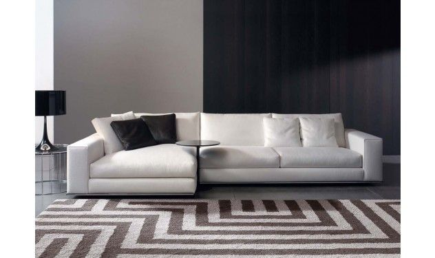 Luxurious and elegant interior design of modern banks