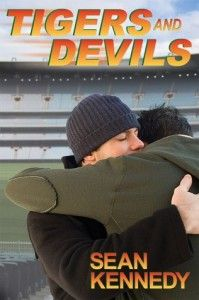 Tigers and Devils by Sean Kennedy: http://thereadingcafe.com/tigers-and-devilstigerland-by-sean-kennedy-2-reviews/