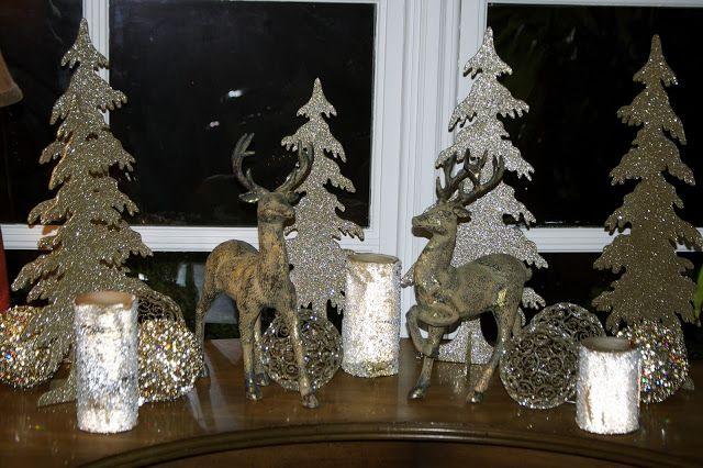 christmas decor Christmas Pinterest Christmas decor