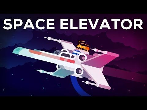 Elevadores al espacio... ¿Ciencia ficción ó el futuro de la humanidad? - Cerebro Digital
