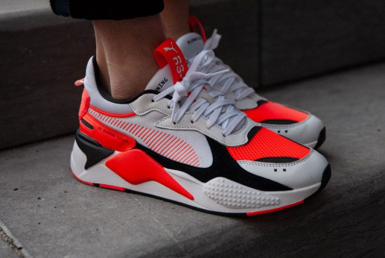 basket puma rs homme