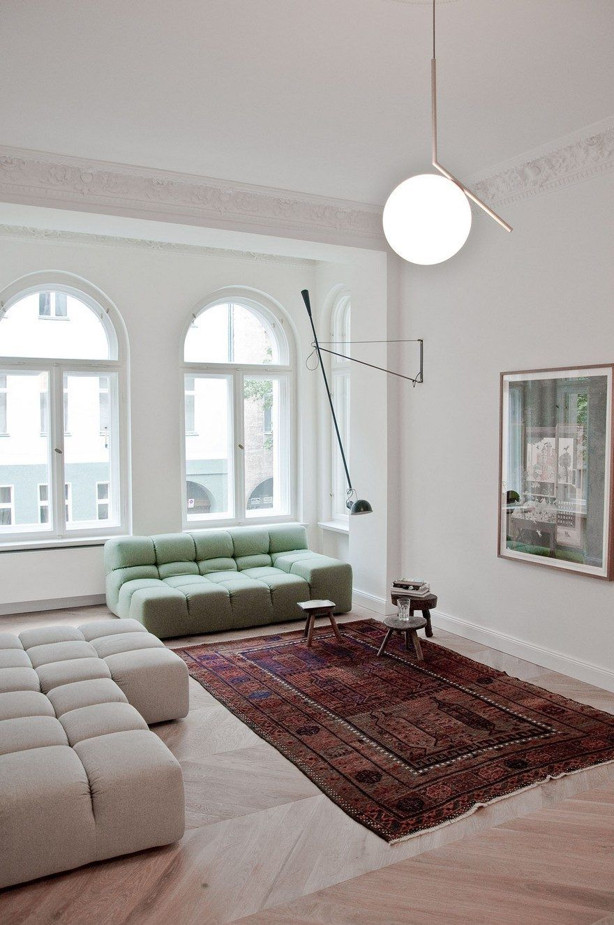 KC Apartment in Berlin by Set-Office Architects | Architects ...