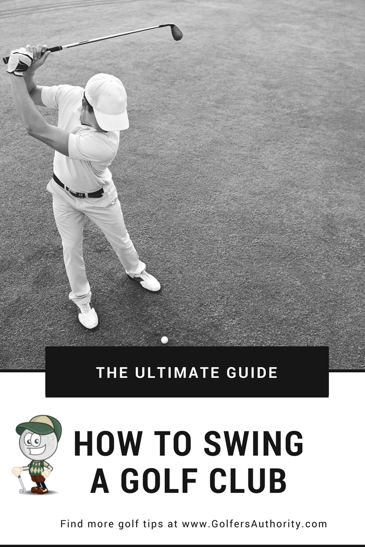 How to begin swinging