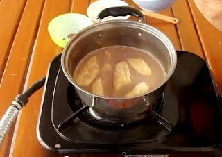 Cara Mengolah Sukun Untuk Dibuat Kolak Sukun  Makanan, Buah
