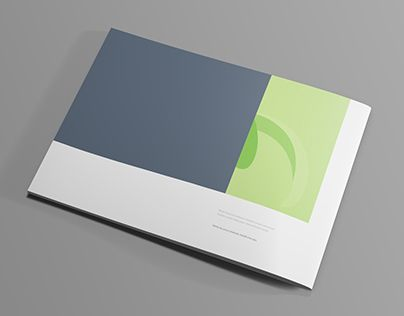 Free landscape brochure mockup in psd photoshop format; can be - landscape brochure