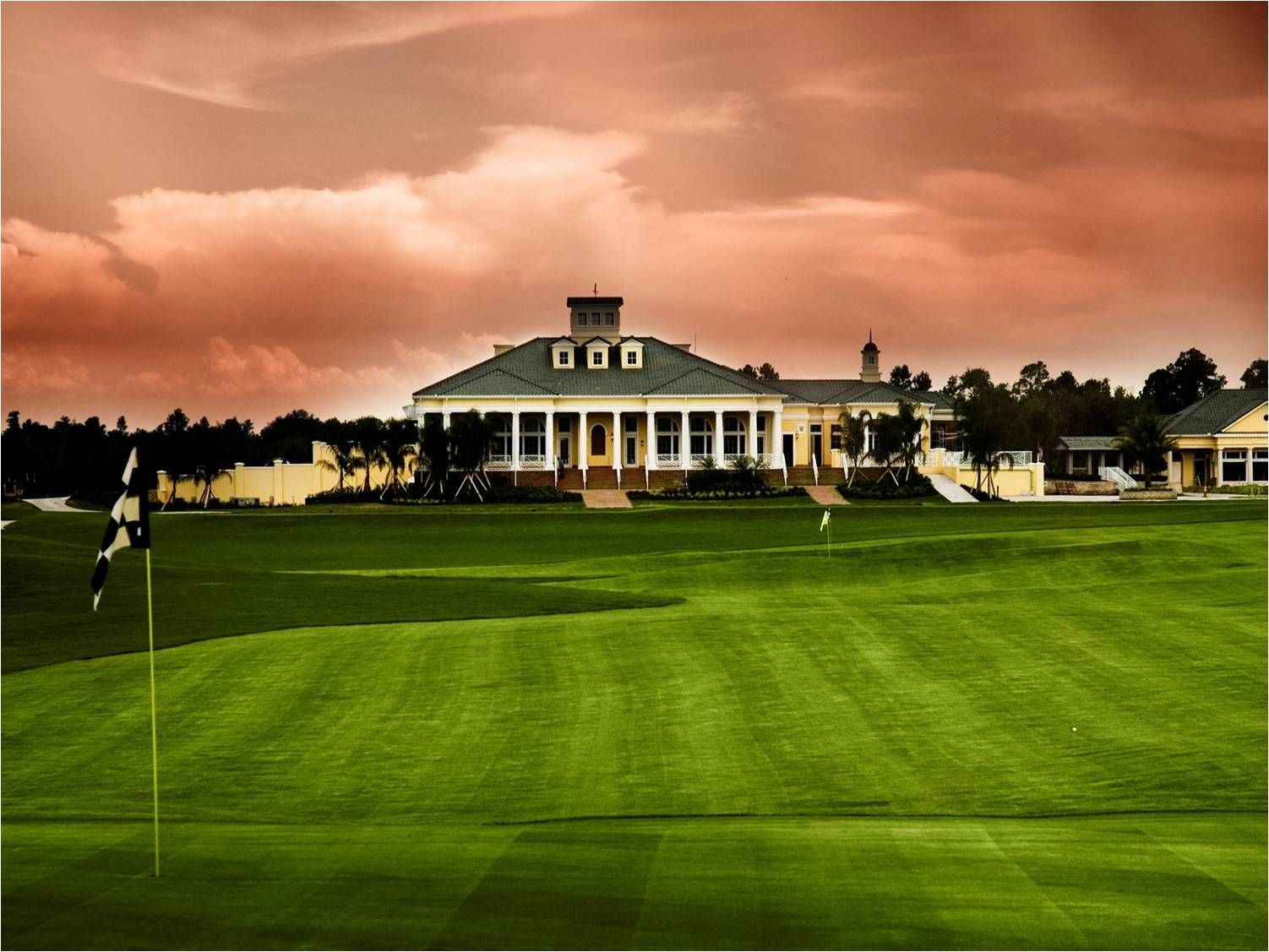 Links Style Course At Providence Golf Club Golf Central Florida Golf Courses Providence Golf Florida Homes For Sale New Homes For Sale New Home Communities