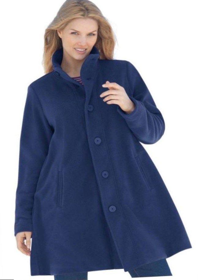 women's plus size winter coats - https://letsplus.eu/winter/women