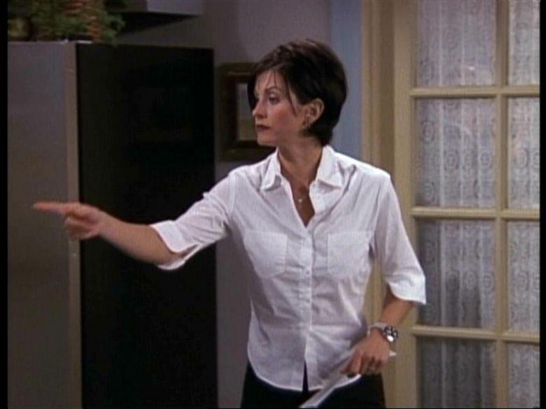 Courteney Cox Was Jealous Of The Rachel