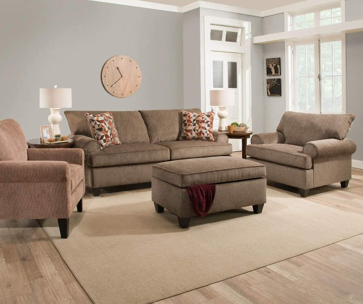 simmons bellamy living room collection at big lots game room