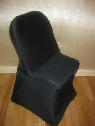 Folding Chair Covers Spandex Wedding Liverpool Black Caps And Sashes