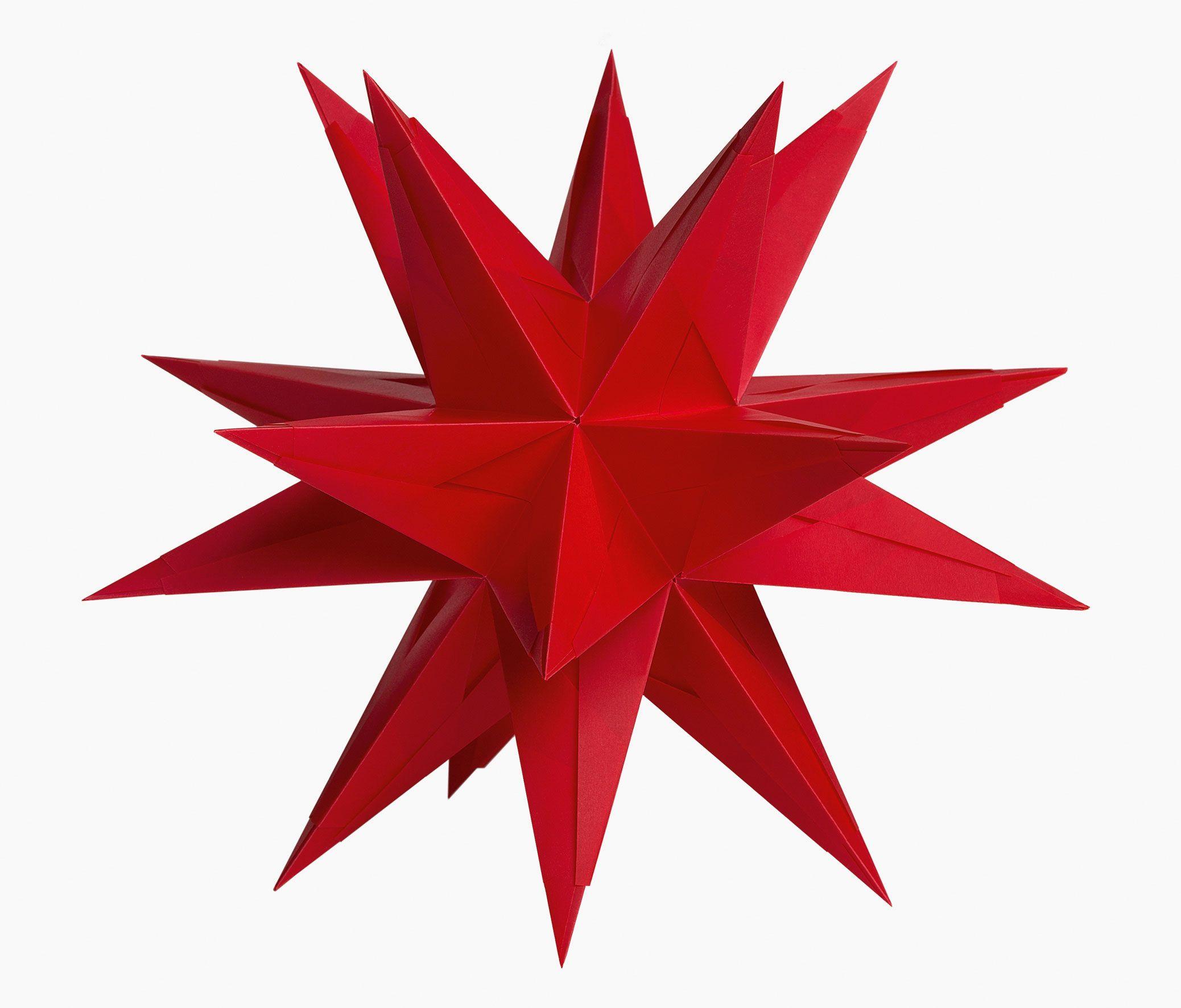 silux stern bastelset rot weihnachten sterne sterne basteln und bascetta stern. Black Bedroom Furniture Sets. Home Design Ideas