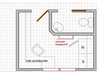 house barn combo design laundry rooms 54 ideas for 2019 on combined bathroom laundry floor plans id=77053