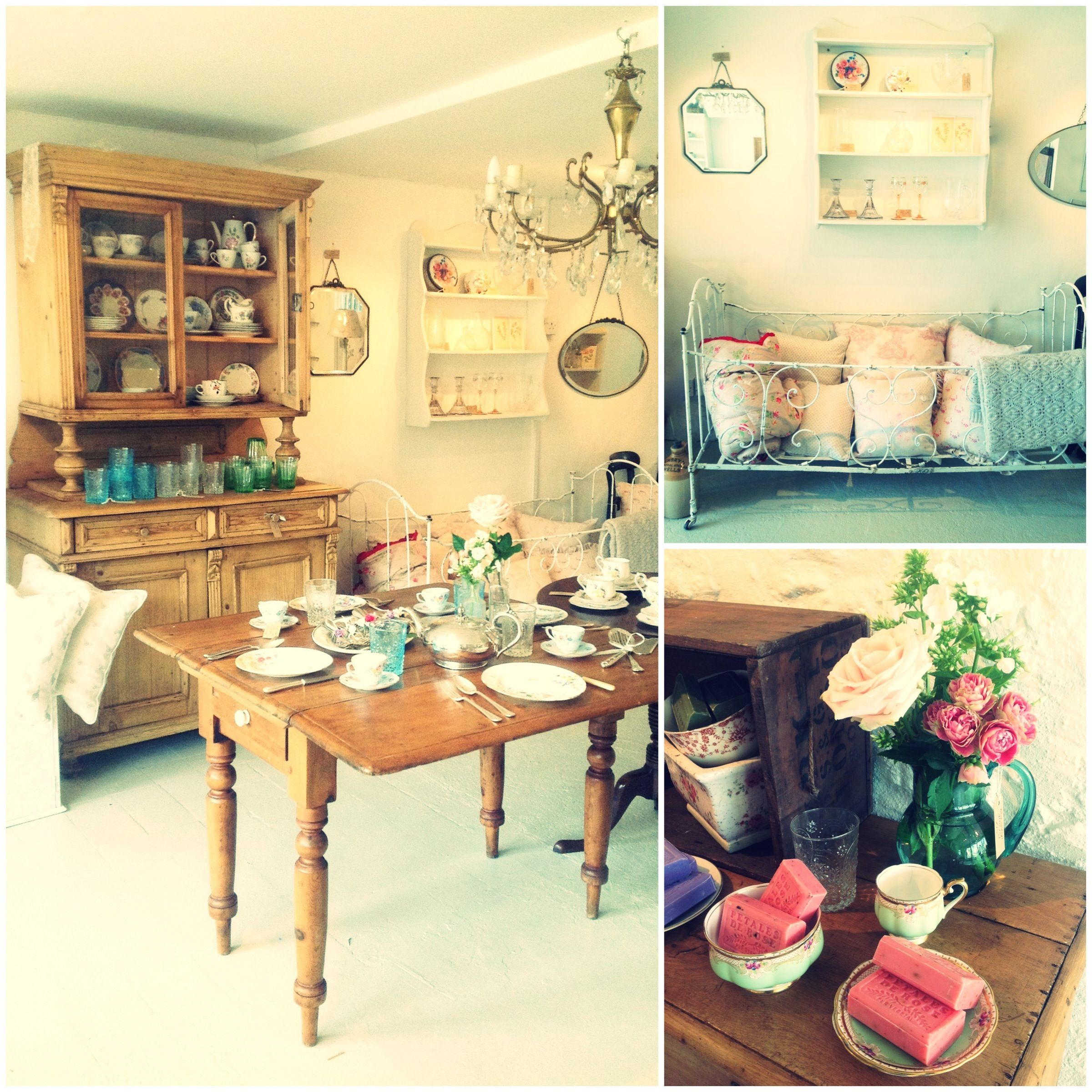 Vintage furniture and products at La Belle Brocante, Wells, Somerset ...