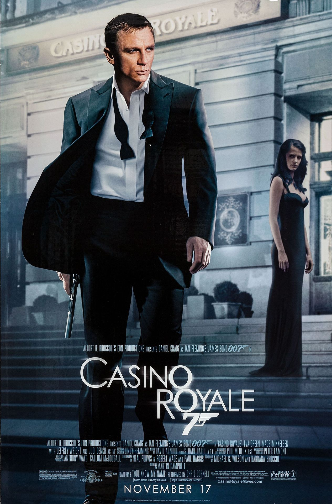 Sala66 Peliculas De James Bond 007 Casino Royale Peliculas