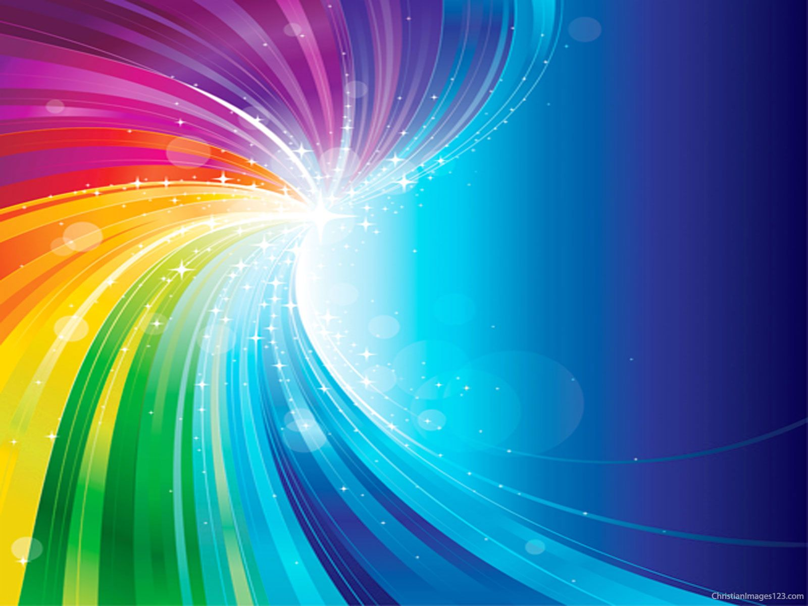 Rainbow modern background for 1600 1200 for Cool modern wallpapers