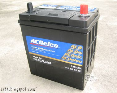 4 1 13 2 5 Year Old Battery Went Bad Covered Under Pro Rated Warrantee So New One Only Cost 45 2006 Impala Bad Cover