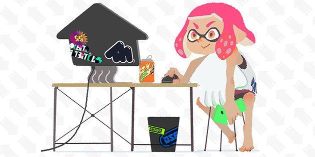 Mit zehn Armen am Smart Device: Informationen zu SplatNet 2 sowie Nintendo Switch Online: Nun ist sie vorbei, die Splatoon 2-Direct, und…
