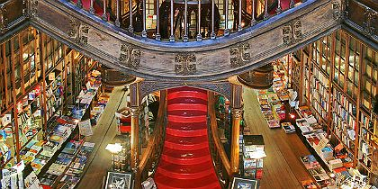 CNN: Lello Bookshop is one of the 'cool' of the world