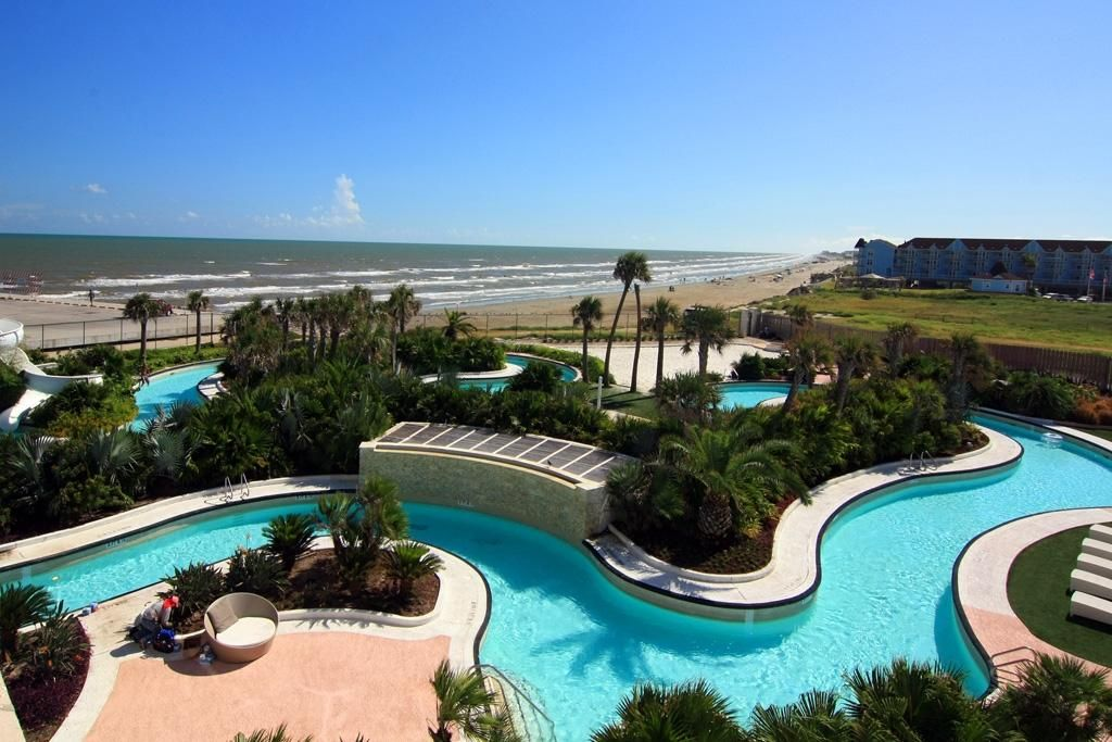 Spectacular One Of A Kind Penthouse In Diamond Beach Galveston S Premier Condos W 5 Star Resort Amenities Fab Cool Pools Luxury Real Estate Ocean View