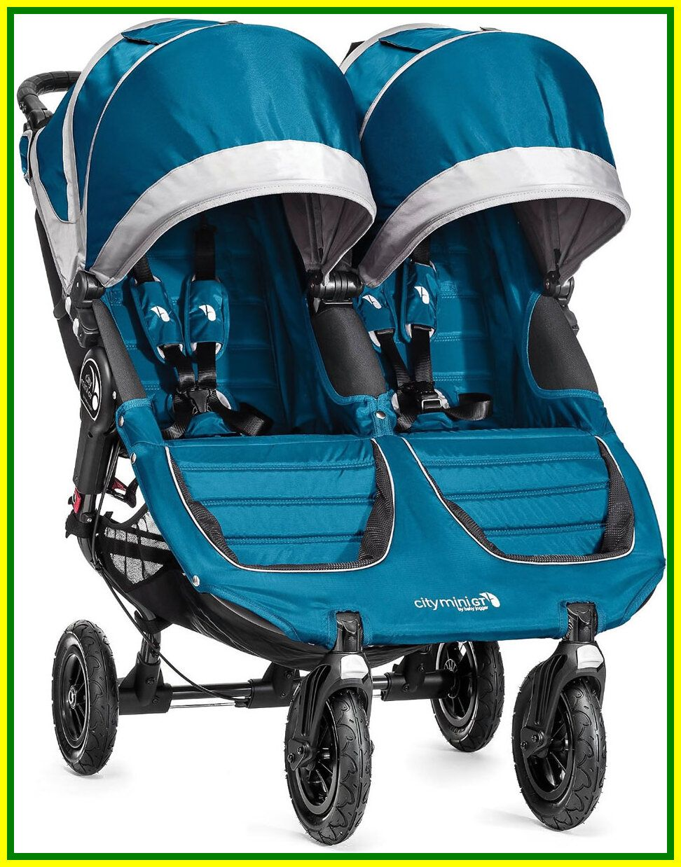 91 reference of stroller Jogger double stroller in 2020