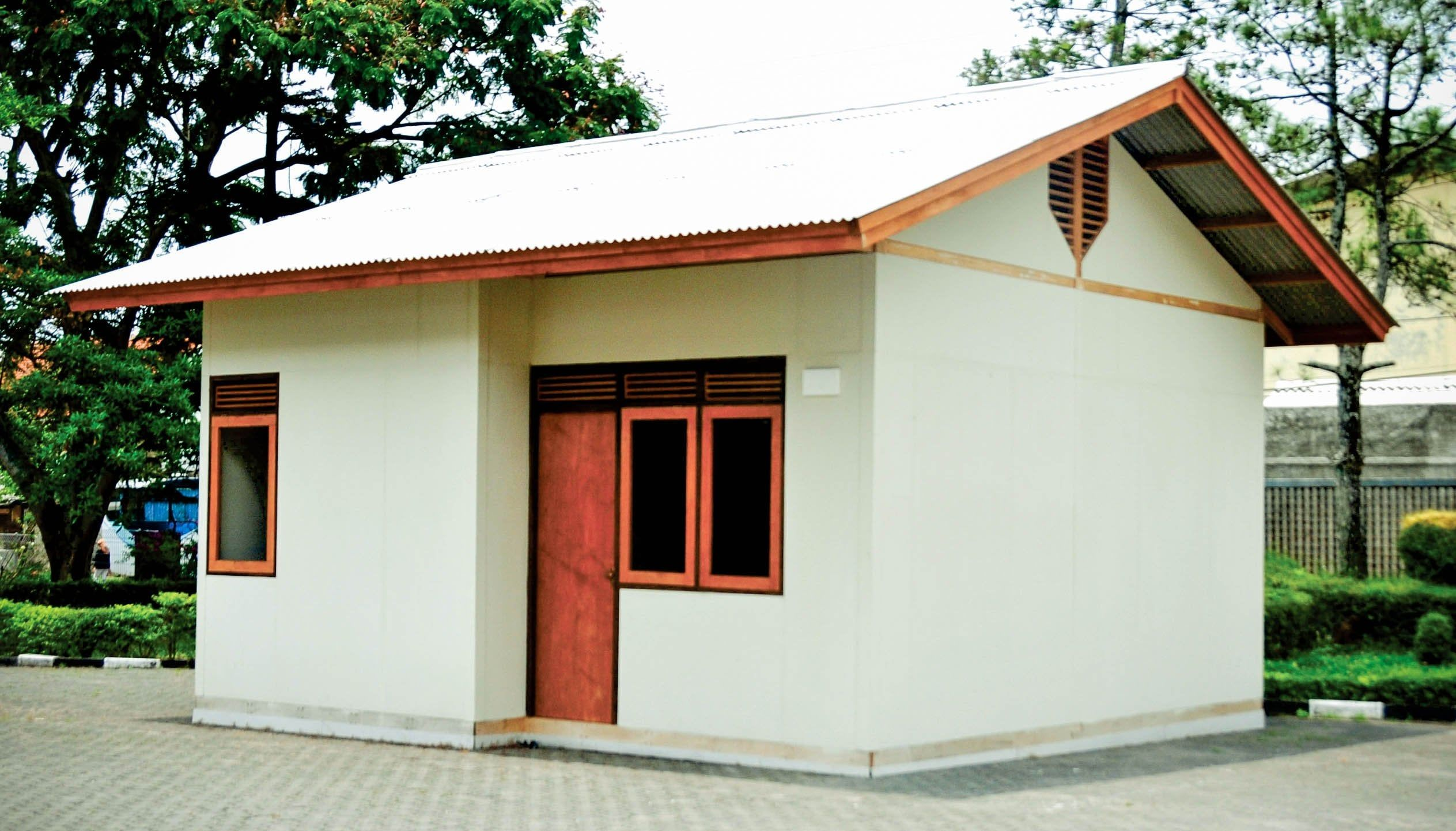 Desain Rumah Tahan Gempa Desain Rumah Rumah Desain Rumah Minimalis