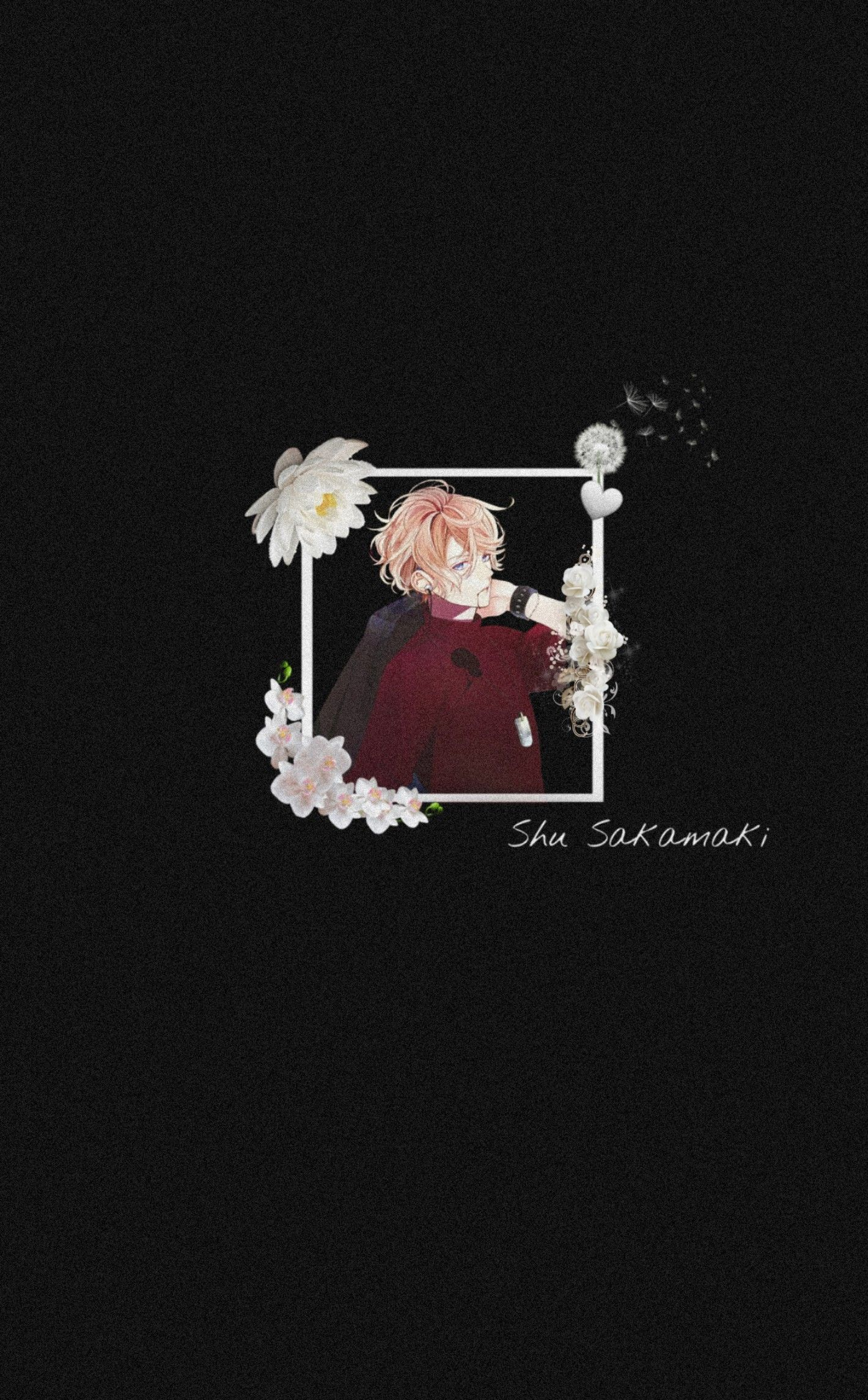 Shu Sakamaki [Diabolik Lovers Wallpaper]- Anime [aesthetic]