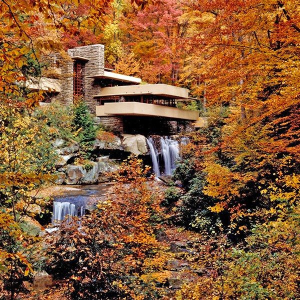 The 10 Frank Lloyd Wright Buildings That Received UNESCO Nominations Photos | Architectural Digest