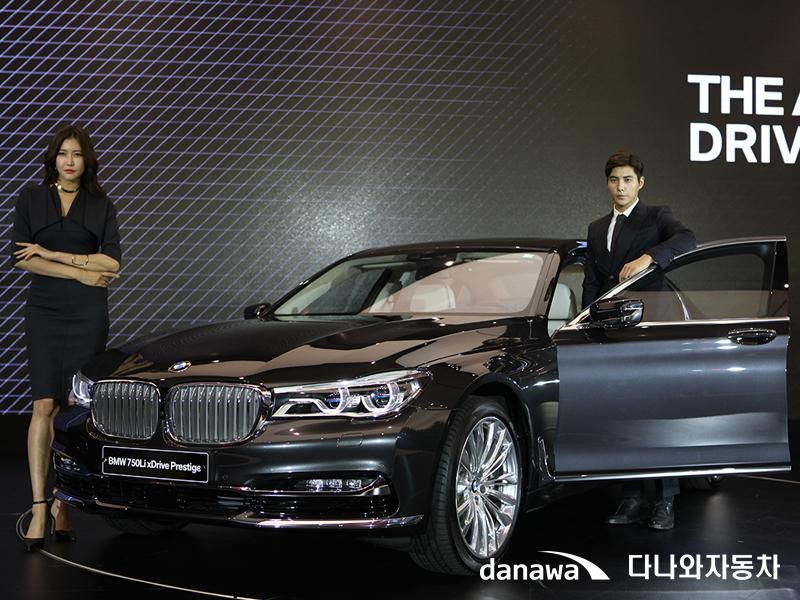 BMW 뉴 7시리즈(G11/G12) | 갤러리 | 자동차 백과 : 다나와 자동차