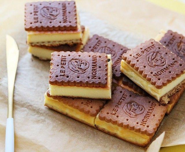 Photo of 手作りお菓子を楽しもう!片手でつまめる「チーズケーキサンド」